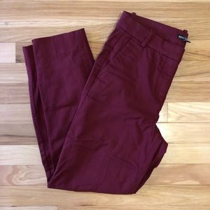 J. Crew Cropped Chinos